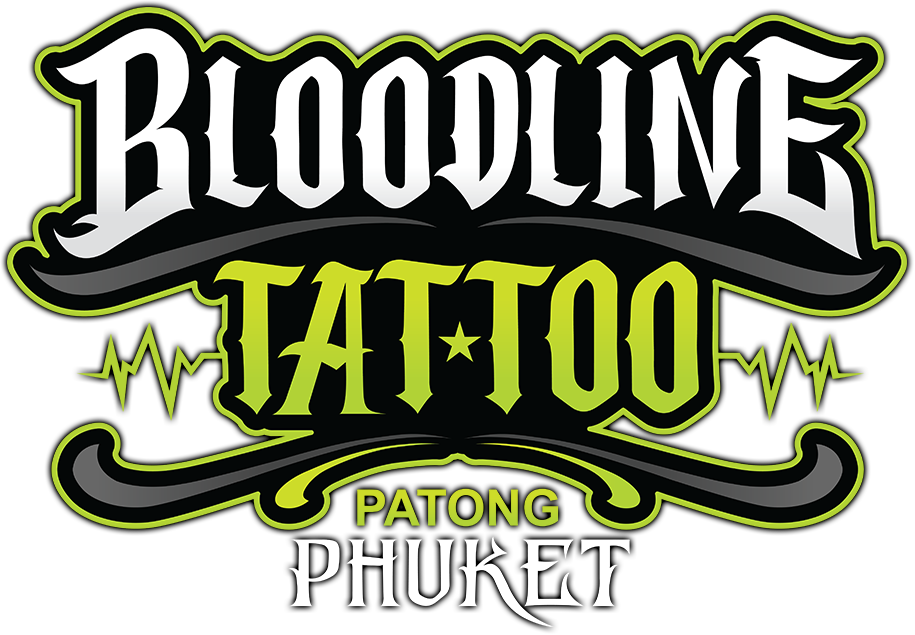 Bloodline Tattoo Patong Phuket Logo
