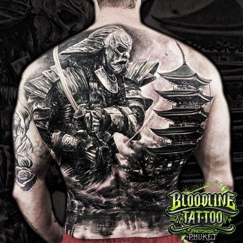 samurai.pagoda.fullback.tattoo